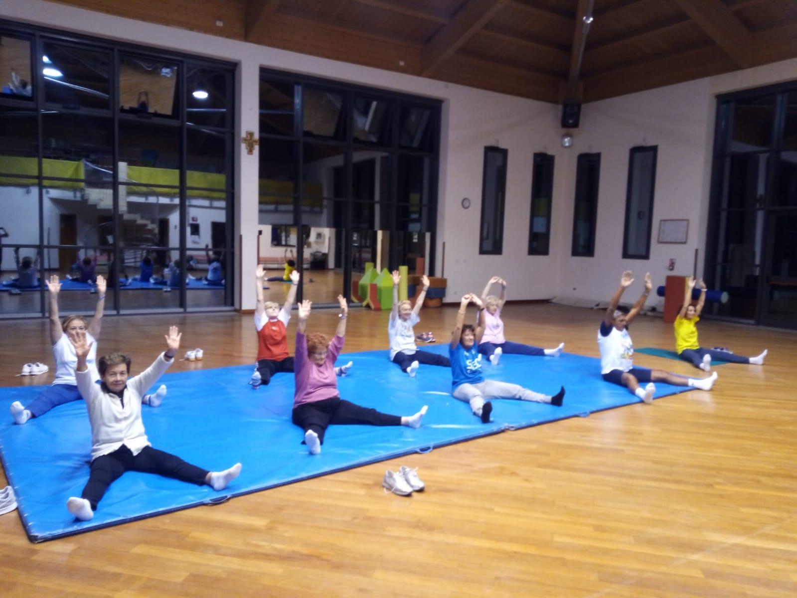 Corso di ginnastica Dolce e di Mantenimento