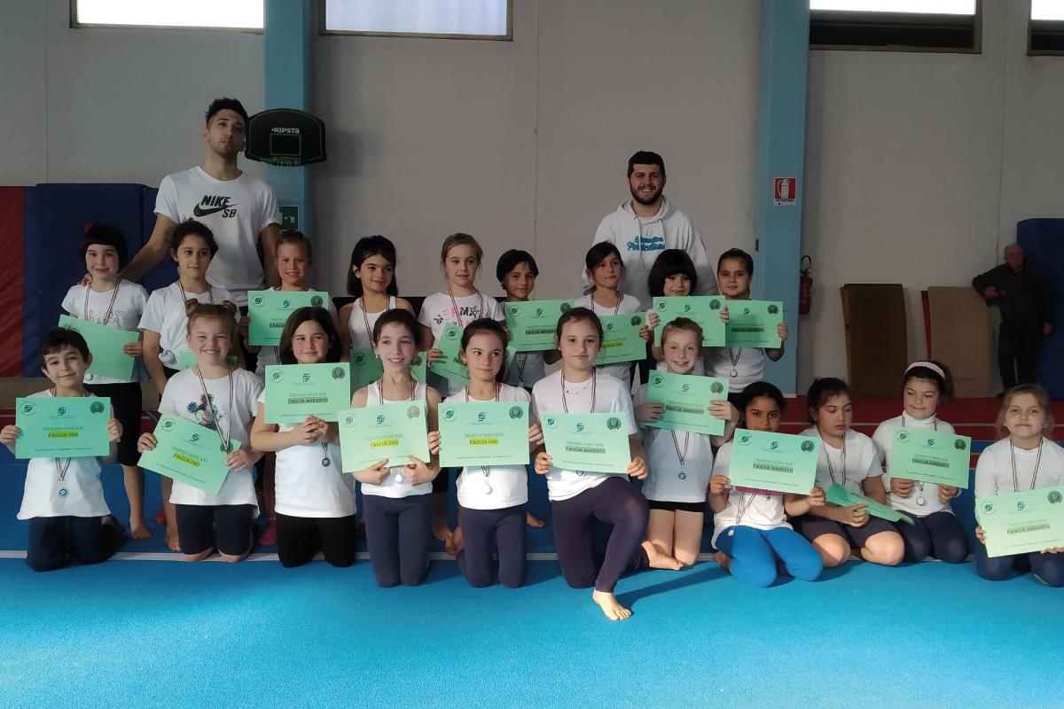 Trofeo Giovani regionale a Persiceto