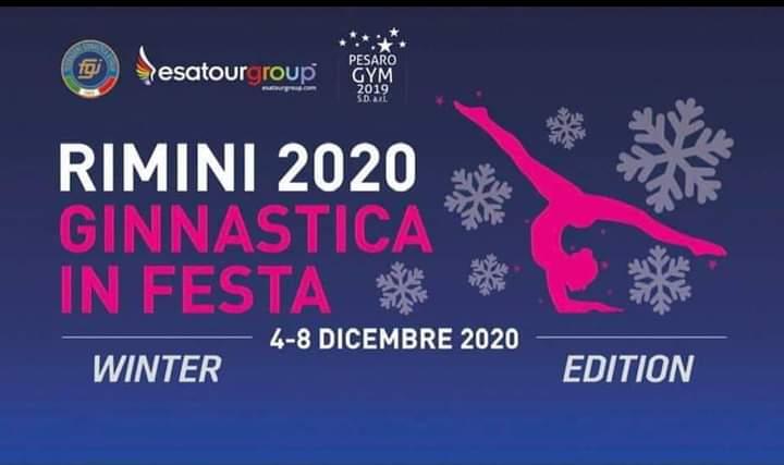 Ginnastica in Festa 2020: la ritmica risponde presente con molte ginnaste