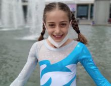 Nazionali 2021 - Elisabetta Lanzarini è 10° e le sue compagne non sono da meno