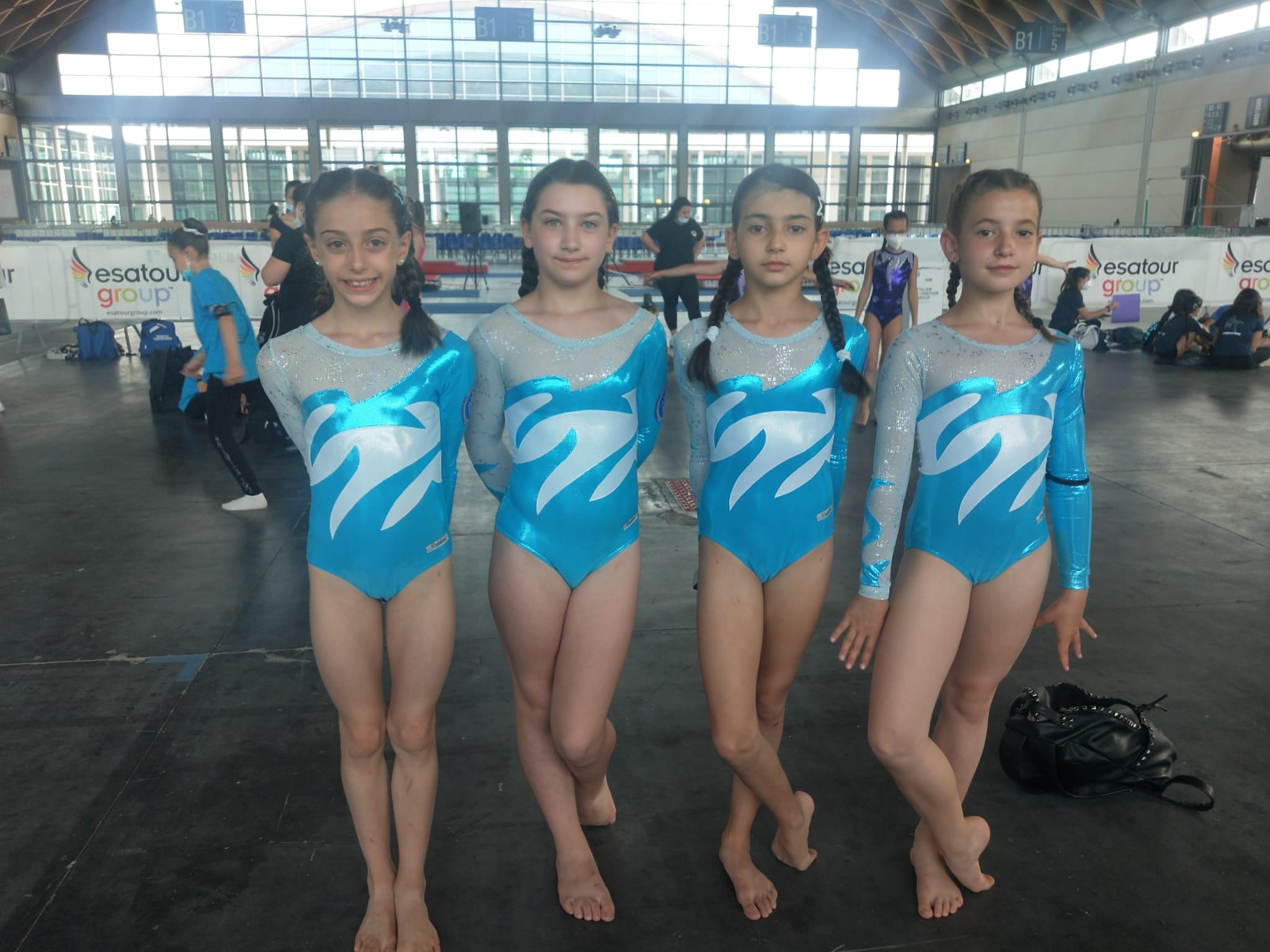 News dai campionati nazionali di Ginnastica Ritmica e Artistica di Rimini